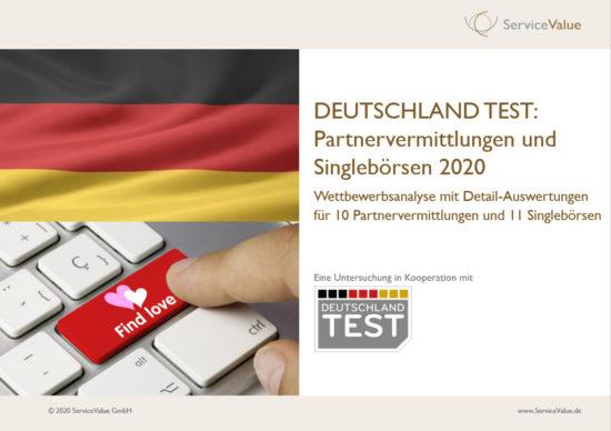 Partnervermittlung Vergleich Beste Partnerbörse online finden